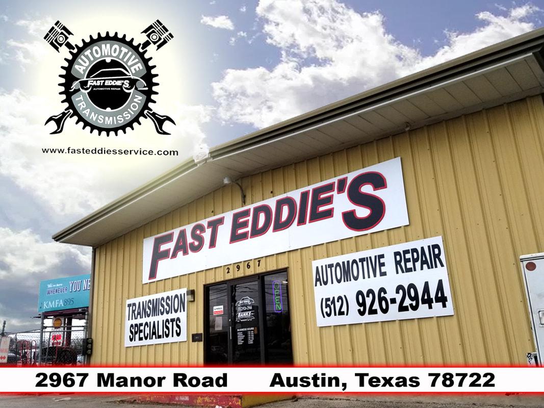 Fast Eddie's Auto Repair Front