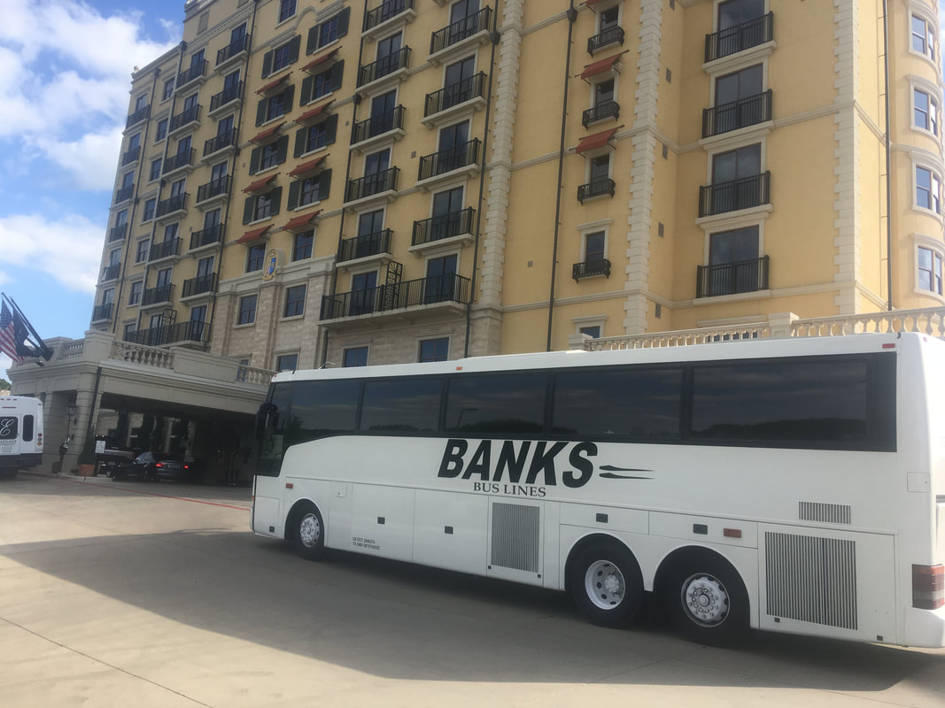 Fast Eddie's Banks Charter Bus Services